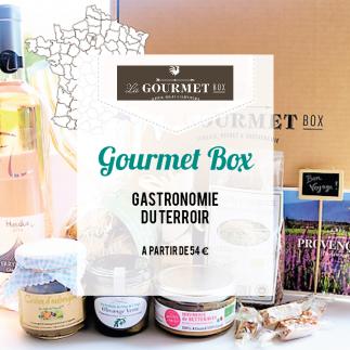 Gourmet box gastronomie du terroir