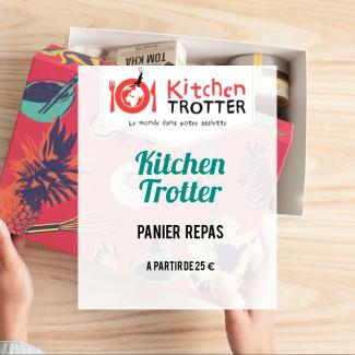 kitchen trotter : panier repas