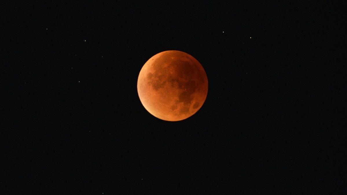 L'éclipse lunaire du 27 juillet sera la plus longue du 21ème siècle