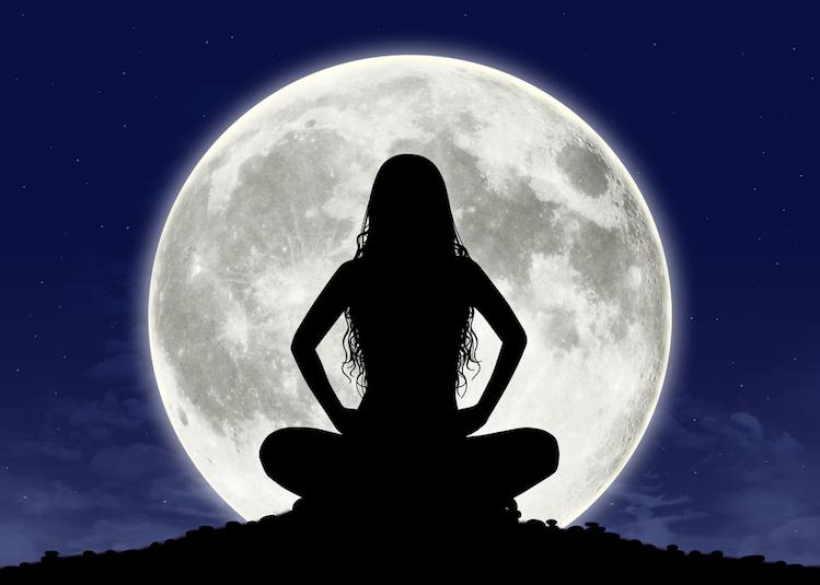 Quelles sont les conséquences de la pleine lune sur notre subconscient ?